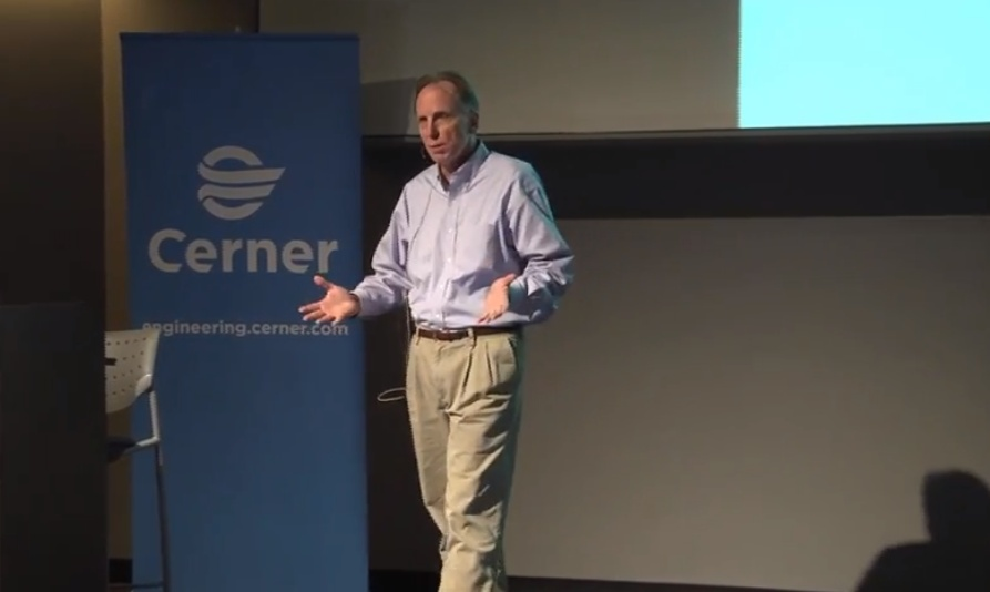 Cerner Tech Talk, October 2013